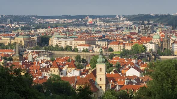 Thumbnail for View of Prague Historical Center