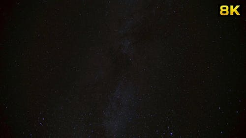 Echte natürliche wahre Lichtintensität von Sternen