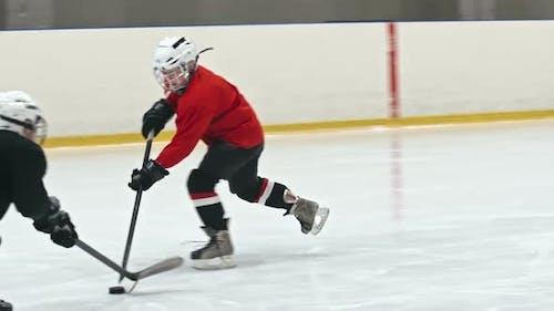Hockey Minor League Playing Rough