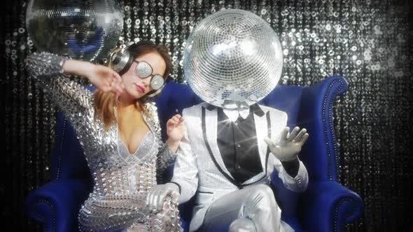 Thumbnail for Disco Herr Discball Party Musik Club Unterhaltung Komödie