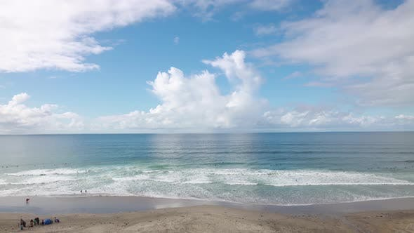 Thumbnail for Sunny Beach Timelapse