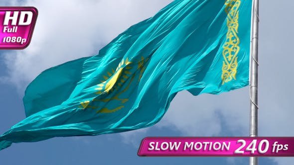 Thumbnail for Flag of the Republic of Kazakhstan