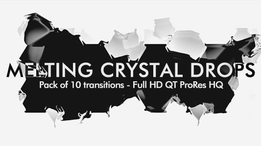 Thumbnail for Melting Crystal Drops - Pack of 10