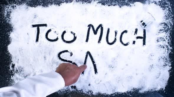 Thumbnail for Salt Writing Too Much Salt