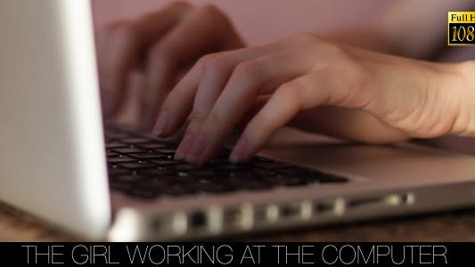 Thumbnail for The Girl Working At The Computer 5