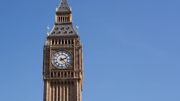 Timelapse of Big Ben