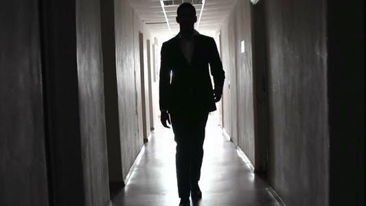Thumbnail for Man in Black