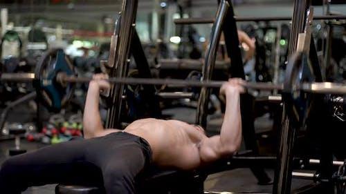 Brust-Training