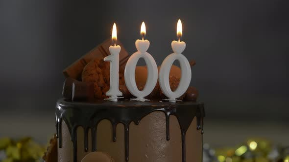 Thumbnail for 100th Birthday Cake