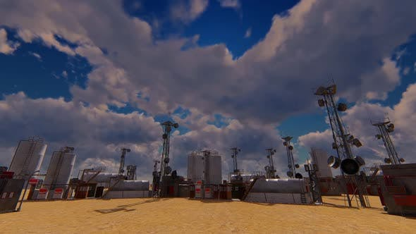Industrial Complex  Hd Sunny 2