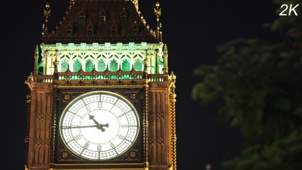 Thumbnail for Big Ben At Night