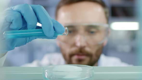 Thumbnail for Scientific Test with Reagents