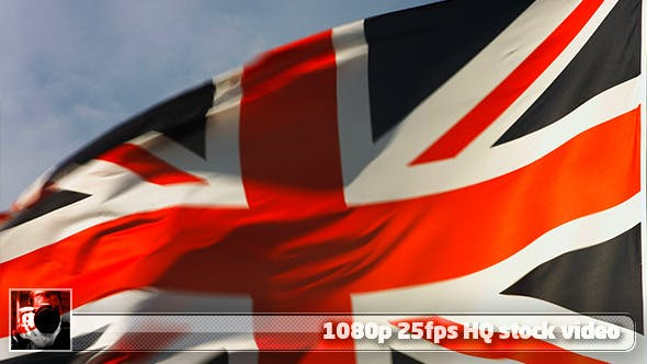 Thumbnail for Union Jack -- A Real British Flag