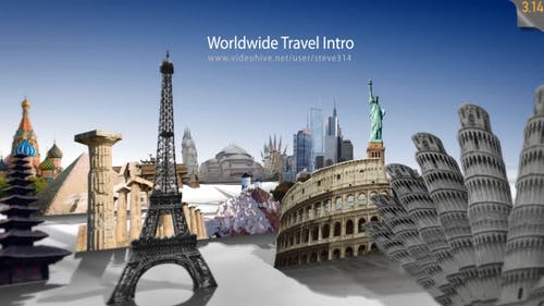 Worldwide Travel Intro / Show