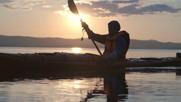 Tranquil Kayaking