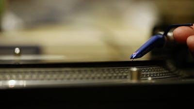 DJ Needle
