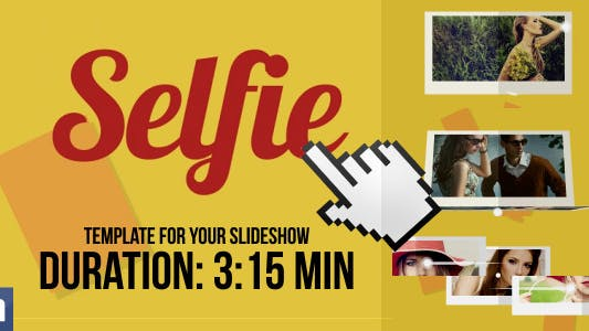 Thumbnail for Selfie - Template For Your Slideshow