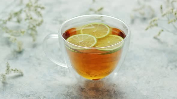 Thumbnail for Tea with Lemon in Cup