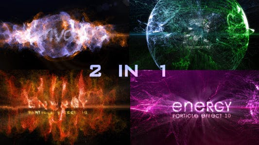 Particle Effect 10 (Energy)
