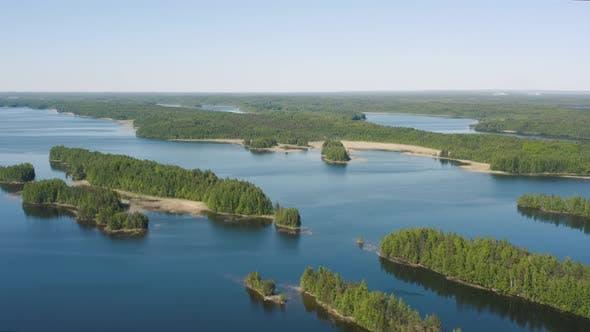 Wonderful Nature of Karelia