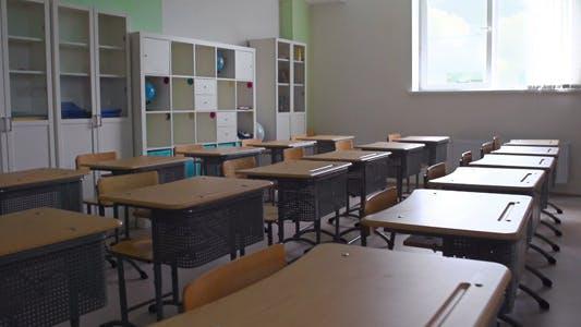 Thumbnail for Abandoned Classroom