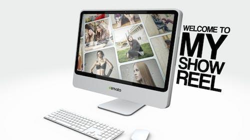 Showreel Desktop Presenter