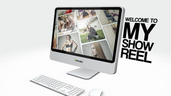 Thumbnail for Showreel Desktop Presenter