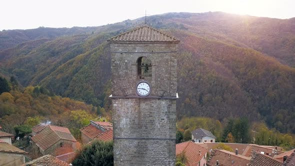 Chapel-bell Tower in the Old Town