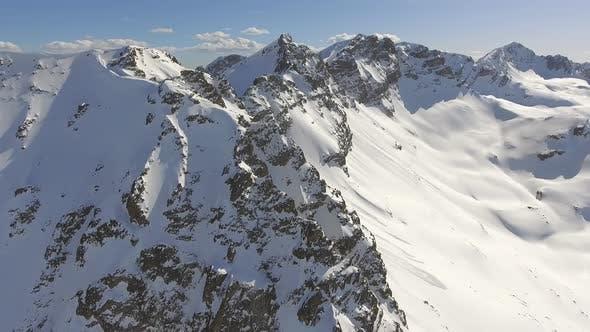 Thumbnail for Aerial Himalayas Mountain Peaks