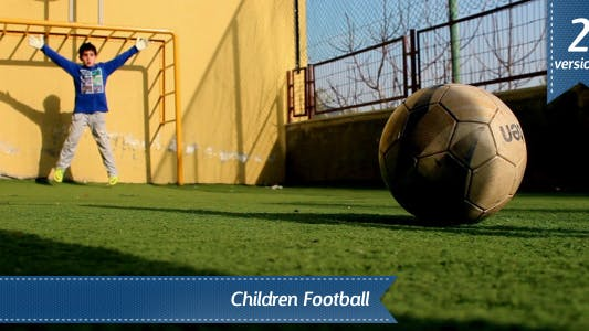 Thumbnail for Children Football