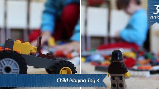 Thumbnail for Child Playing Toy