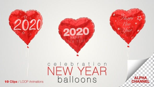 Thumbnail for Silvester Ballons