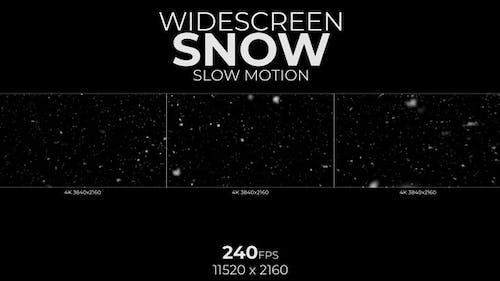 Snow Widescreen