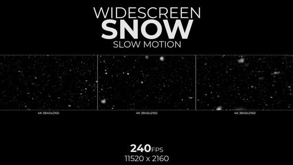 Snow Widescreen