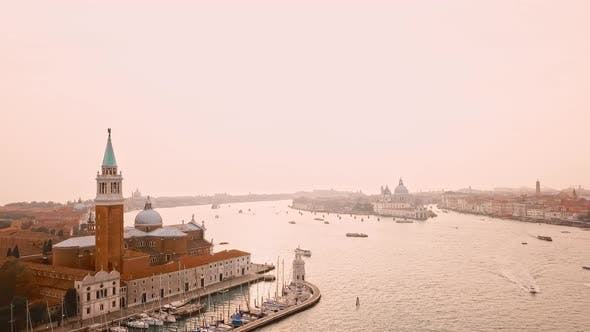 Thumbnail for Aerial View of Venice Italy