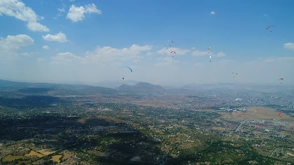 Paragliding Performance