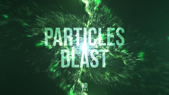 Thumbnail for Particles Energy Blast