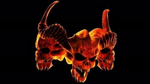 Die Hölle Kreatur VJ Schleife