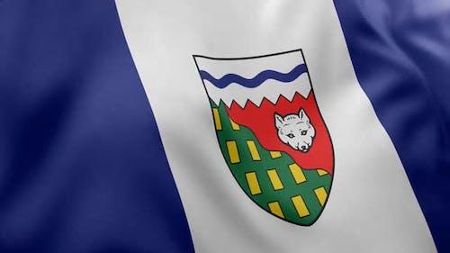 The Northwest Territories Flag
