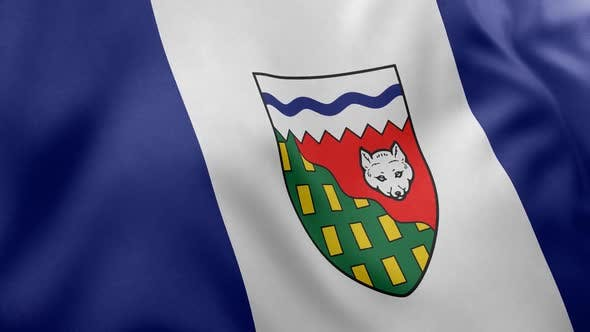 Thumbnail for The Northwest Territories Flag