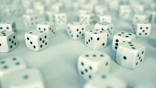 Many Gambling Dices