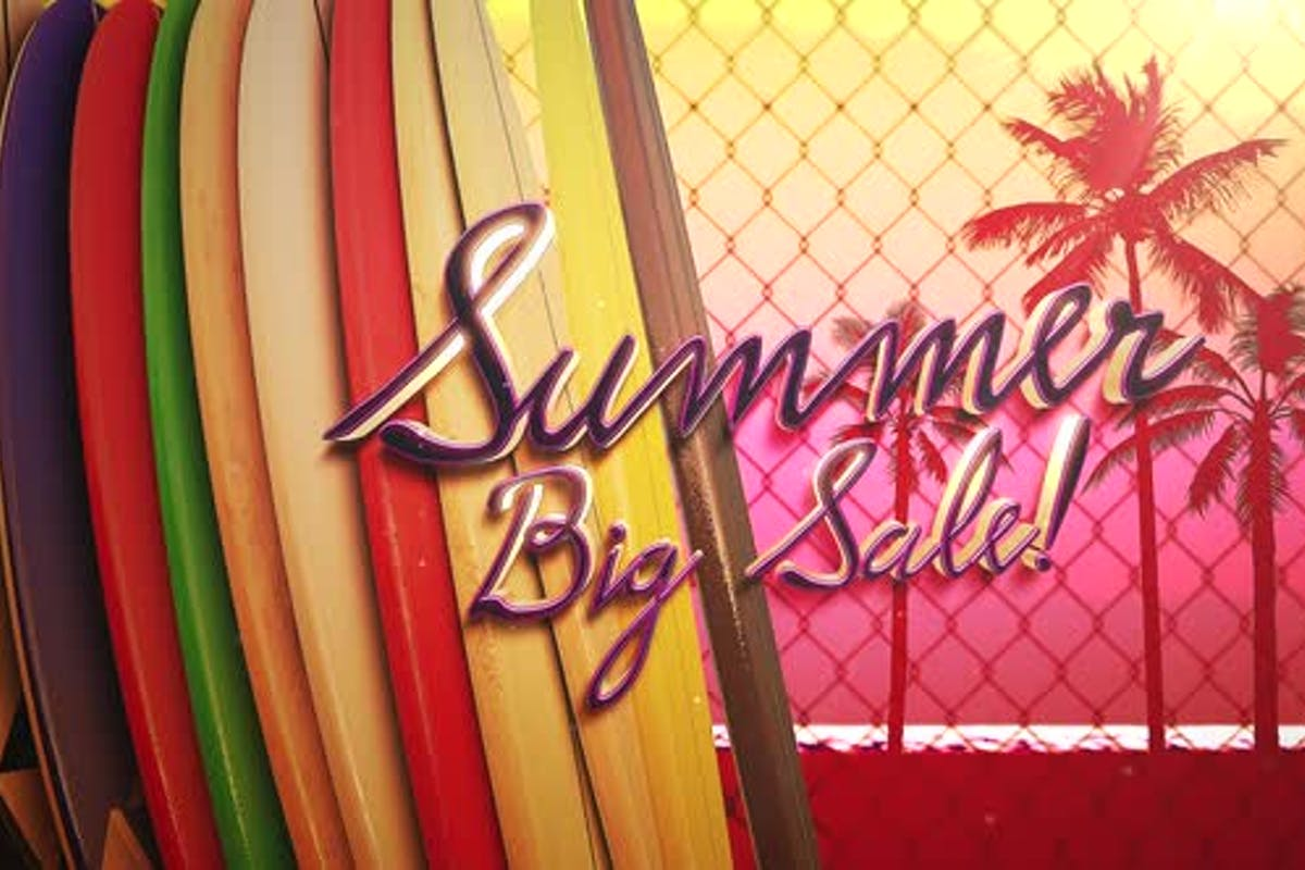 Animated Closeup Text Summer Big Sale And Surfing Boards And Tropical Leaves Summer Background By Michelangeloartwork On Envato Elements This animation was inspired by jantube editing! envato elements