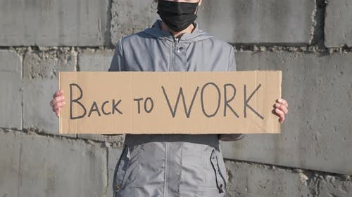 Work Crisis Into Pandemic