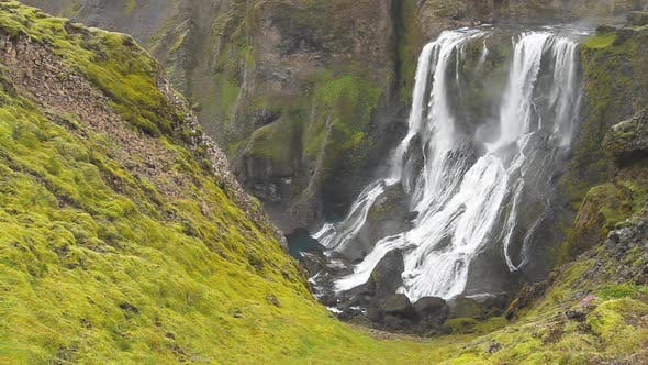 Thumbnail for Waterfall in Iceland