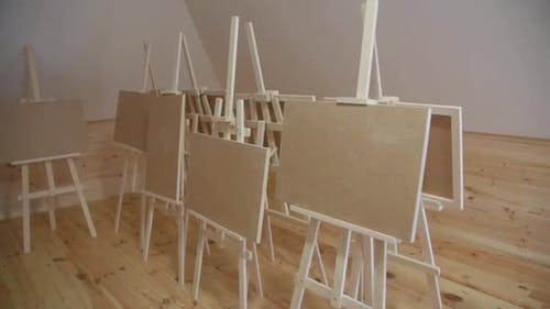 The Blank Canvases
