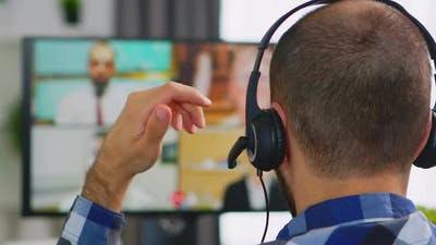 Computer Video Conference