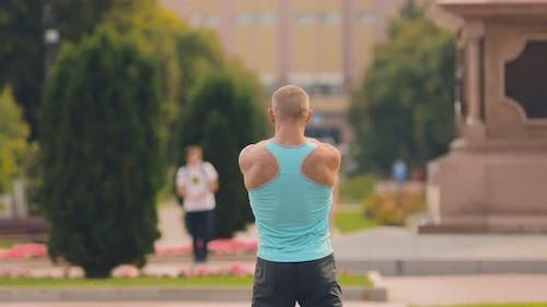 Exercises for Hands in the Fresh Air
