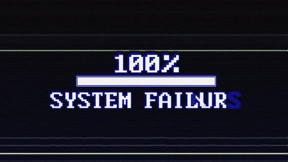 Thumbnail for SYSTEM FAILURE and Loading Bar