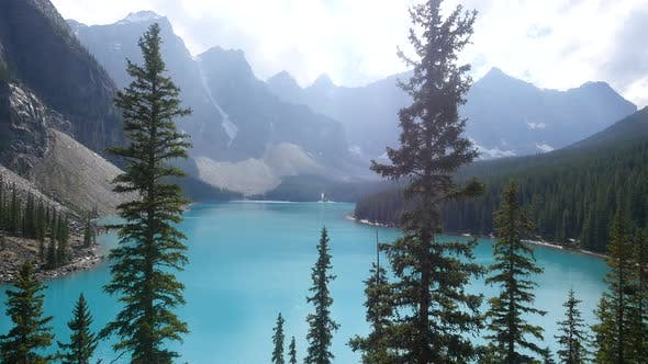 Thumbnail for Moraine Lake in Banff National Park