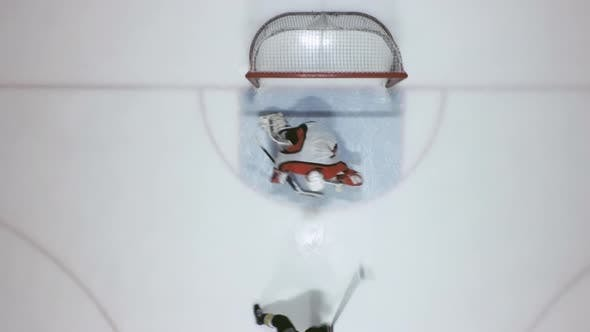 Thumbnail for Fast-Paced Hockey Game